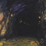 アフィリアクリフの洞窟