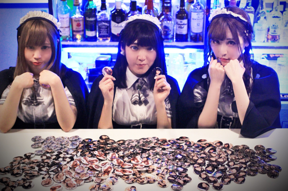 4/21~ 幸運のまじかるバッチ 配布中♪@スターズ