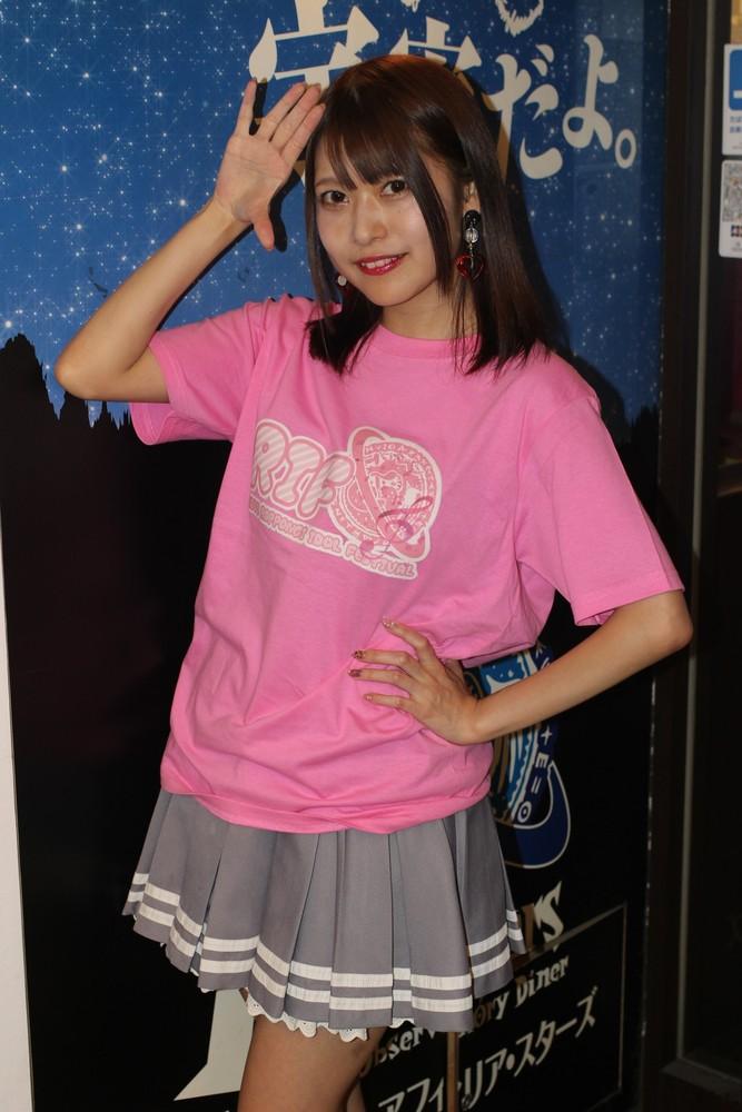 RIF!アイドルTシャツで開催!@スターズ